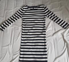 Fekete-fehér ruha
