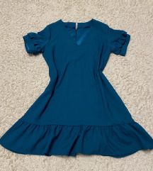 Eladó ÚJ Blue Velvet ruha, XS-M-ig