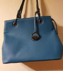 David Jones kék táska