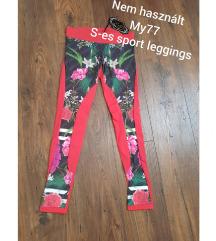 Új, nem használt, My77 sport leggings