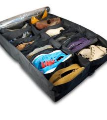 Ágy alatti cipőtároló 2db
