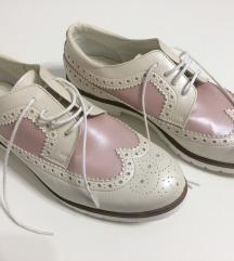 Rózsaszín-fehér oxford