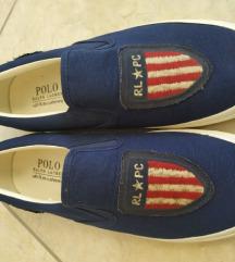 Ralph Lauren kék slip on cipő ÚJ 42
