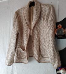 Tweed blézer XXL