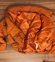 Pull&Bear narancssárga kabát