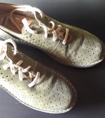 Josef Seibel velúrbőr cipő