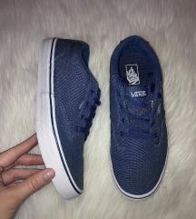 Vans kék cipő
