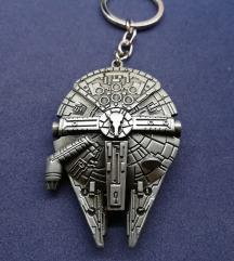 Star Wars, ezeréves sólyom kulcstartó INGYEN POSTA