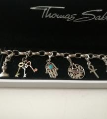 Thomas Sabo karkötő charmokkal
