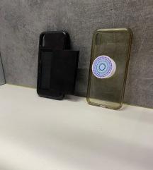 Bankkártyatartós Iphone X tok +ajándék tokkal