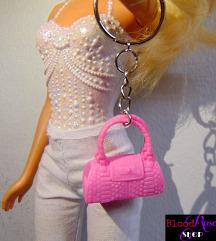 Barbie táska KULCSTARTÓ