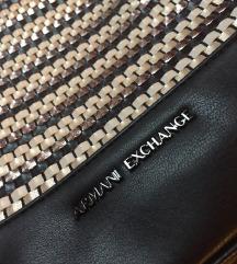 Eredeti ARMANI EXCHANGE bőr táska