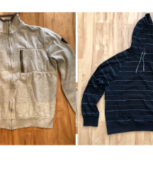C&A férfi pulóver