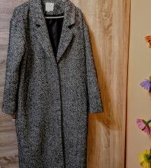Clockhouse, divatos, hosszú szövet, télikabát