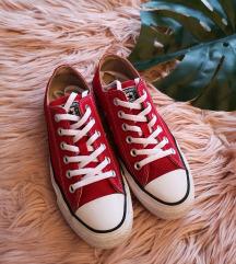 ❤️ Converse- piros női cipő eladó ❤️
