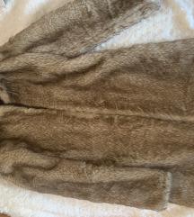Zara szőrmekabát 36 -os Méretben eladó