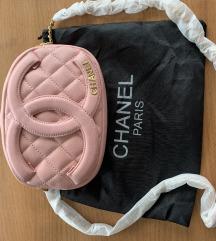 Chanel bőrtáska rózsaszín