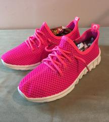 Pink nyári tavaszi női bokacipő