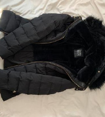 Zara női téli kabát XS