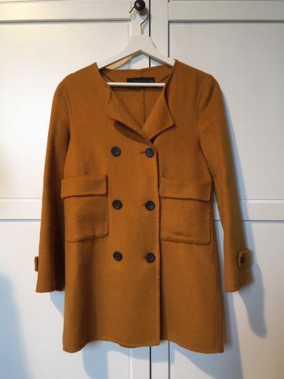 Zara handmade kabát XS