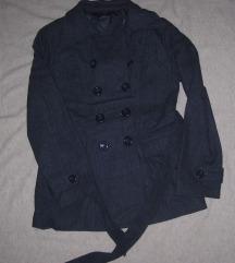 Kabát - átmeneti, szövet, bélelt, női