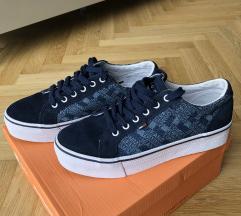 Tommy Jeans platformos tornacipő