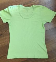 Neonsárga póló