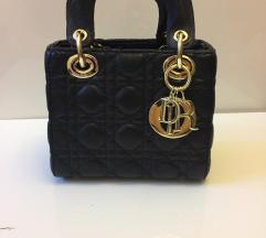 Dior lady mini táska