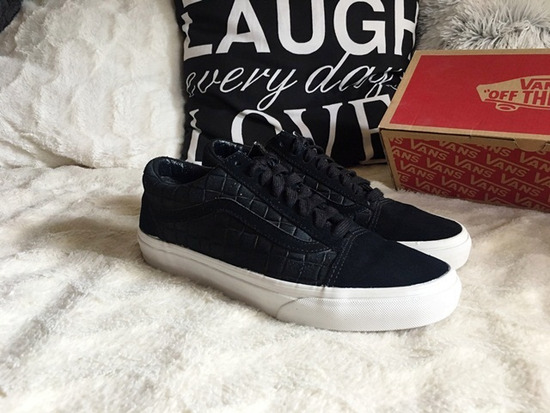 LEÁRAZVA Vans Old Skool Suede Checkers 39