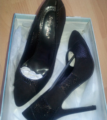 Fekete cipők
