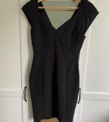 Fekete miniruha
