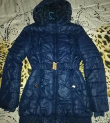 Kék L-es kabát