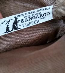 Vingate valódi kenguru szőrme kistáska
