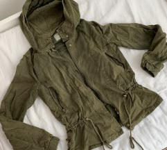 Zara S átmeneti kabát
