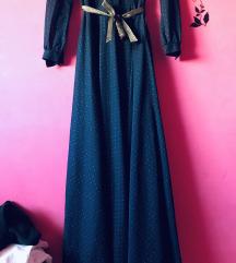 💙Sötétkék ruha Angliából 💙 alkukepes