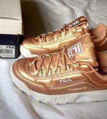 FILA Disruptor II. Premium Metallic sportcipő