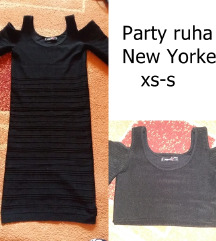 New Yorker party ruha