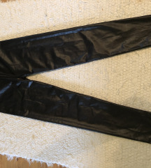 Gumis műbőr leggings xs