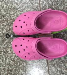 Új! Crocs rózsaszín papucs 34-es méretben