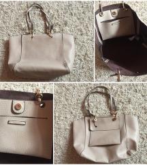 Zara nude táska
