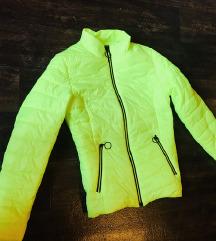 neon színű dzseki L