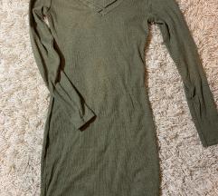 Khaki színű, egyrészes ruha
