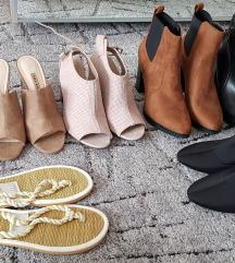 Új, márkás 38-as cipők: Zara, Bershka, Deichmann