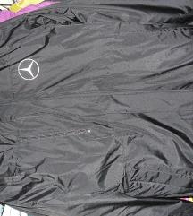 Mercedes vadonatúj télikabát L-es