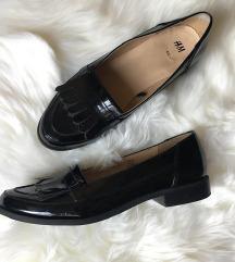 h&m lakk loafer