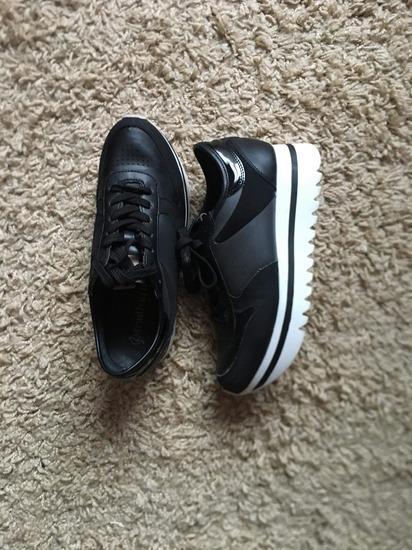 STRADI platform sneakers, magasított talpúFOGLALT