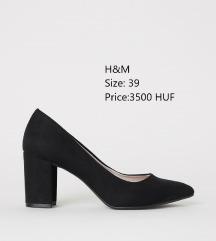 H&M black pumps