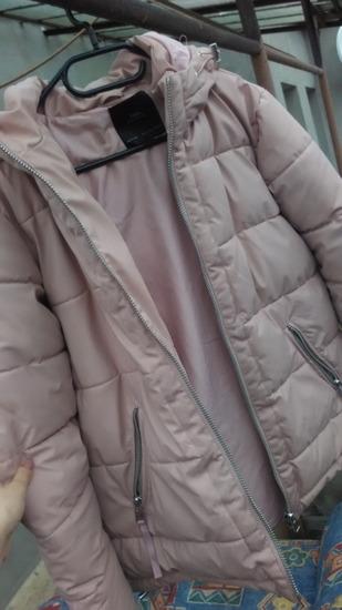 Zara nude kabát