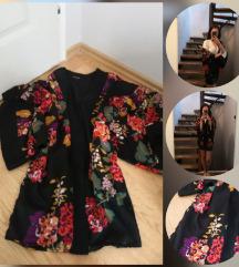 Virág mintás kimono