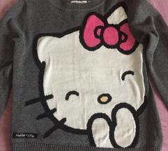 Hello Kitty és nyuszis felső 9-10 évesre